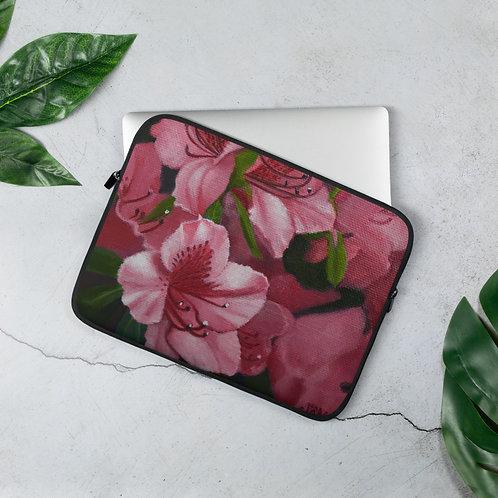 Flower Study Laptop Sleeve