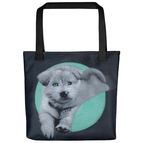 I'LL PAINT YOU or YOUR PET (Tote Bag)