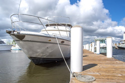 Boat-Docked-at-Scipio-Creek