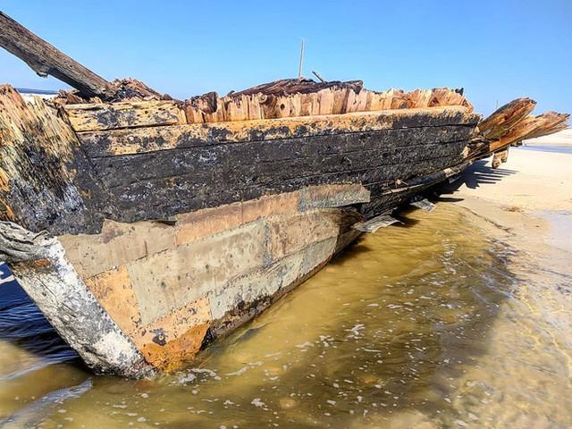Dog Island Shipwreck