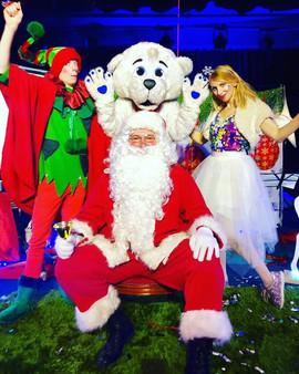 Najlepsza Drużyna Świętego Mikołaja