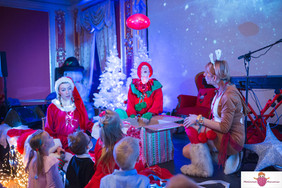 Bajki i spektakle świąteczne