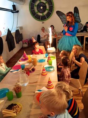 Urodzinki w Cafe Niebko