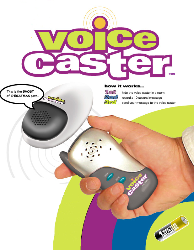 Voice Caster