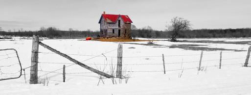 OLD FARM HOUSE 1