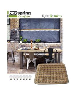 Bed Frame Light Fixtures