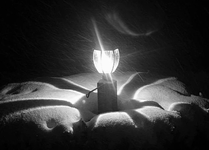 LIGHT with a mix of SNOW