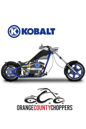 Kobalt Orange County Choppers