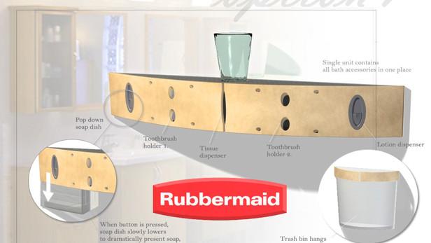 Rubbermaid Bath