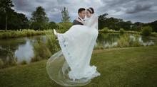 Sarah and Rich's wedding at East Horton Golf Club