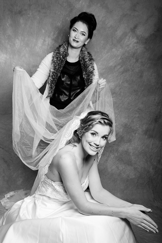 Hingis Yim bridalwear