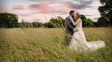 Jess and Wes married at Meon Valley Country Club
