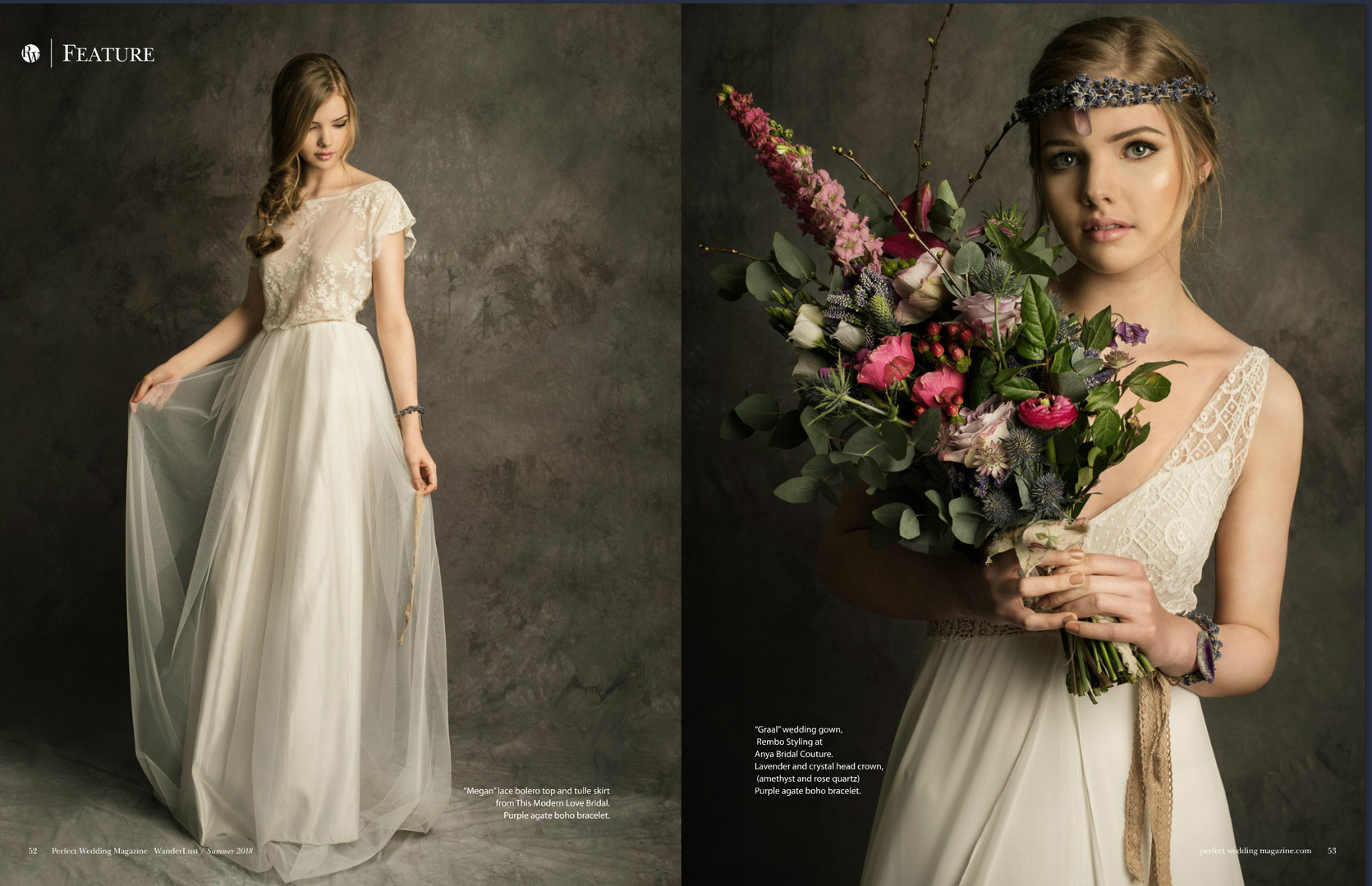 Perfect Wedding Magazine Summer 2018