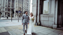 Jo and Dima's Liverpool wedding