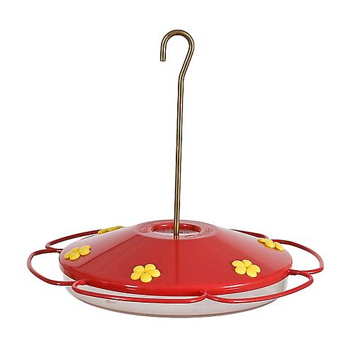 Perky-Pet® Oasis Plastic Hummingbird Feeder - 16 oz Nectar Capacity