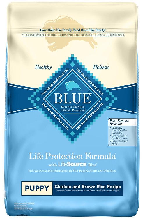 Blue Buffalo Life Protection Formula Puppy Chicken & Brown Rice Recipe