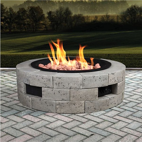 Bond® Build It Yourself Gas Fire Pit Kit