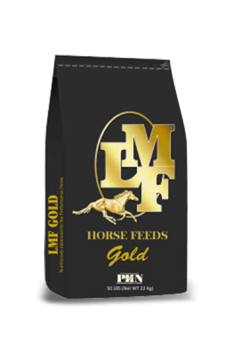 LMF Gold Horse Feed