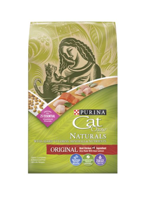 Purina Cat Chow Naturals Original Cat Food