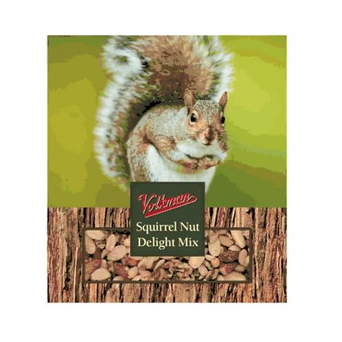 Volkman Squirrel Nut Delight Mix Food