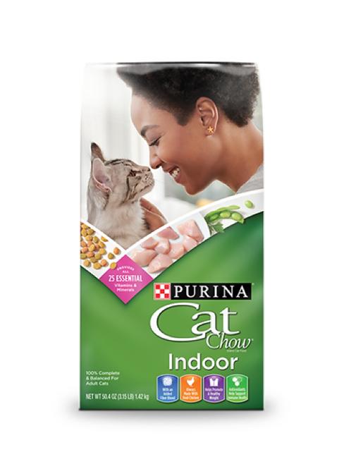 Purina Cat Chow Indoor Cat Food