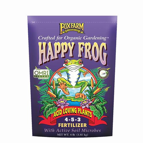 Happy Frog Acid Loving Plants Fertilizer, 4lb