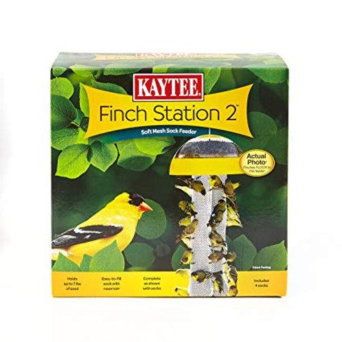 Kaytee Finch Soft Mesh Feeding Station