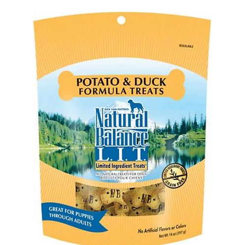 Natural Balance L.I.T. Potato & Duck Formula Treats