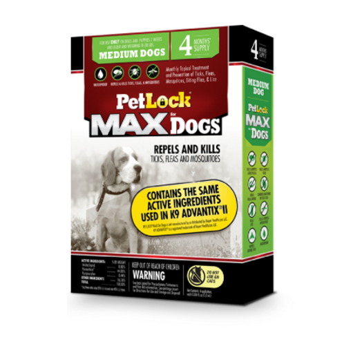 PetLock Max for Medium Dogs