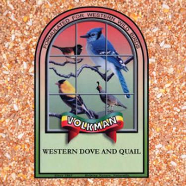 Volkman Western Dove & Quail Mix
