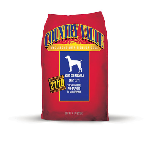Country Value Dry Food For Adult Dogs