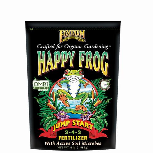 Happy Frog Jump Start Fertilizer, 4lb