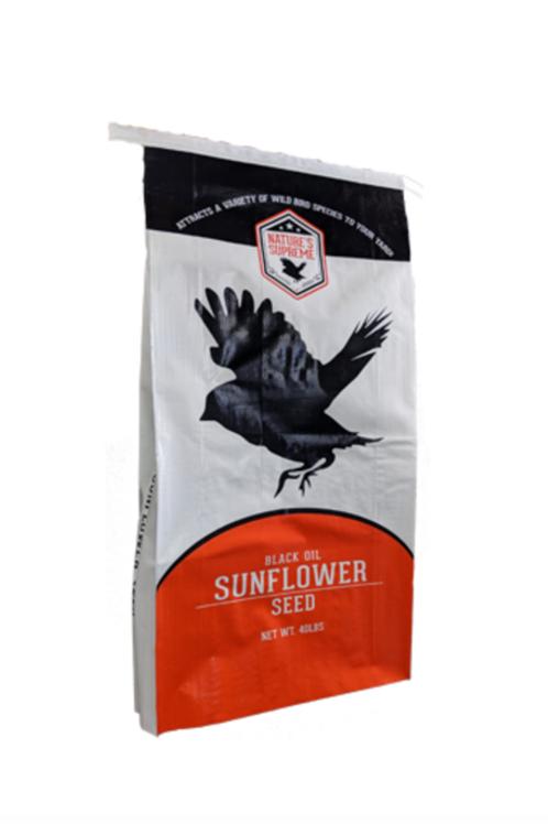 BarAle Black Oil Sunflower Non-GMO