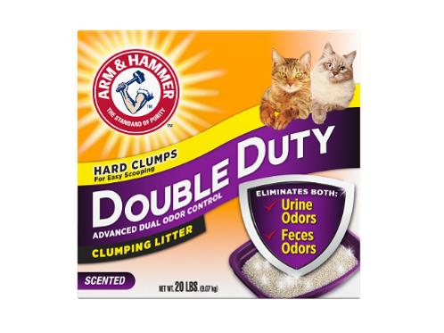 ARM & HAMMER™ ARM & HAMMER™ Double Duty Clumping Cat Litter