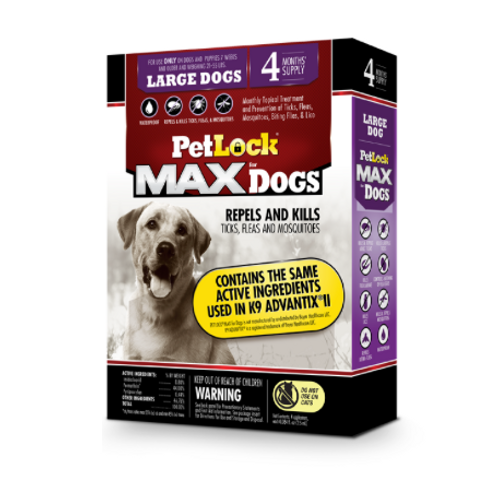 PetLock Max for Large Dogs