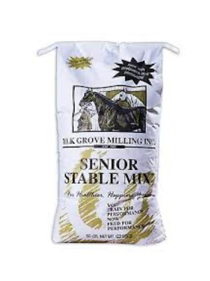 Elk Grove Milling Senior Formula Stable Mix