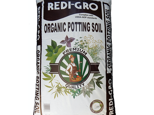 Redi-Gro Organic Potting Soil