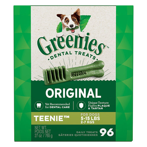 Greenies Teenie Dental Dog Treats