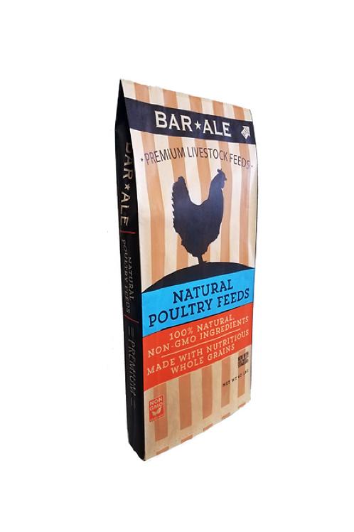 BAR-ALE 16% Non-GMO Layer Crumble, 40lb