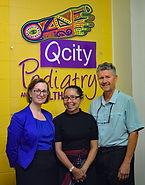 QCP - Tracy Harb, Bunny Upathumpa and Al