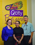QCP - Tracy Harb, Bunny Upathumpa and Al