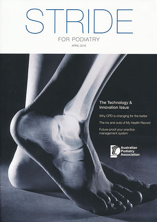 Stride for Podiatry - April 2019 email.j