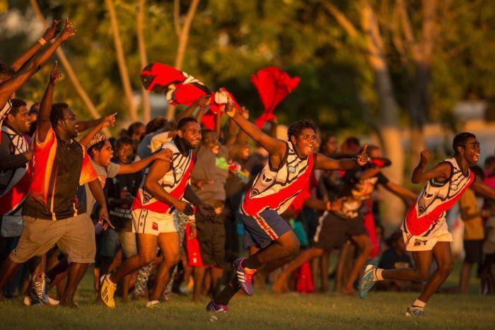 Barunga Aboriginal Festival for families