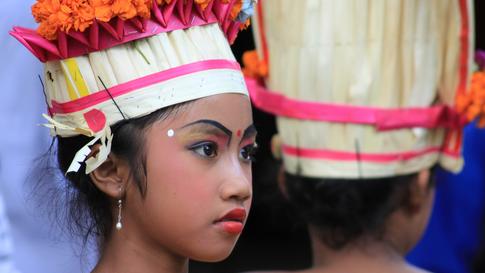 BOOK REVIEW: TARI THE LITTLE BALINESE DANCER