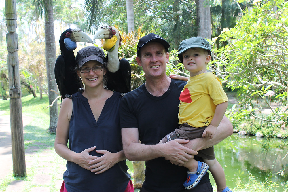 Ubud with kids - Bali Bird Park