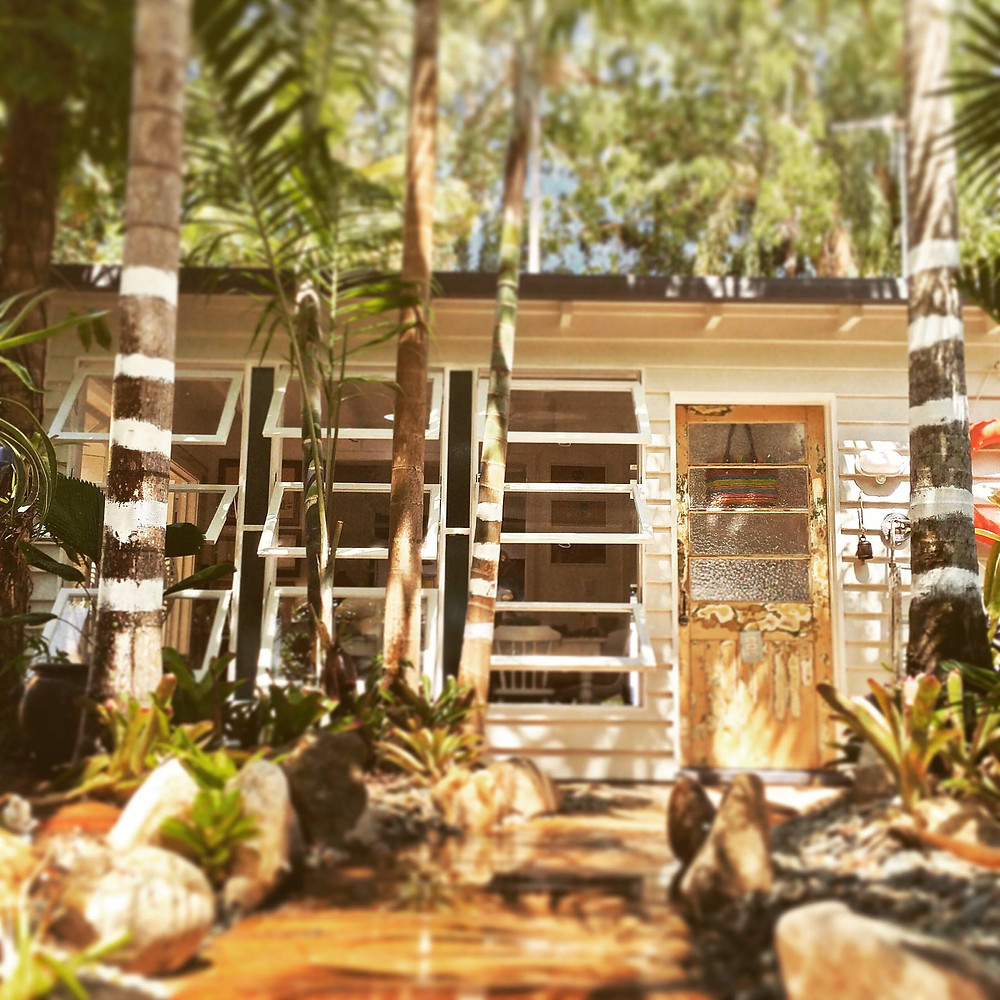 The Artists Nook - one of the Artists Houses in Port Douglas in North Queensland