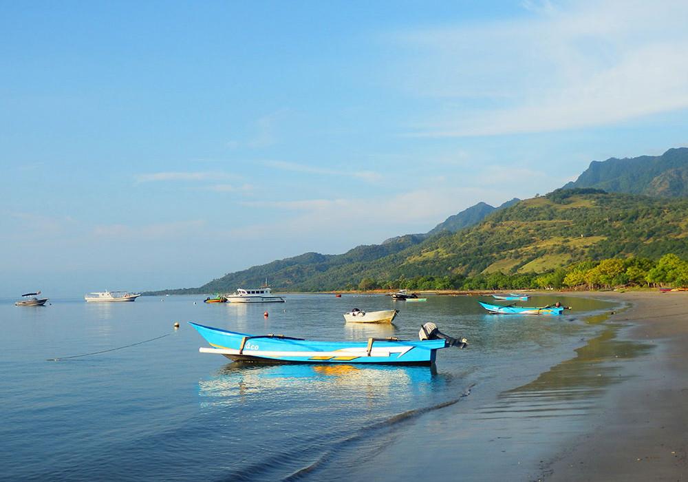 Atauro Island Beach