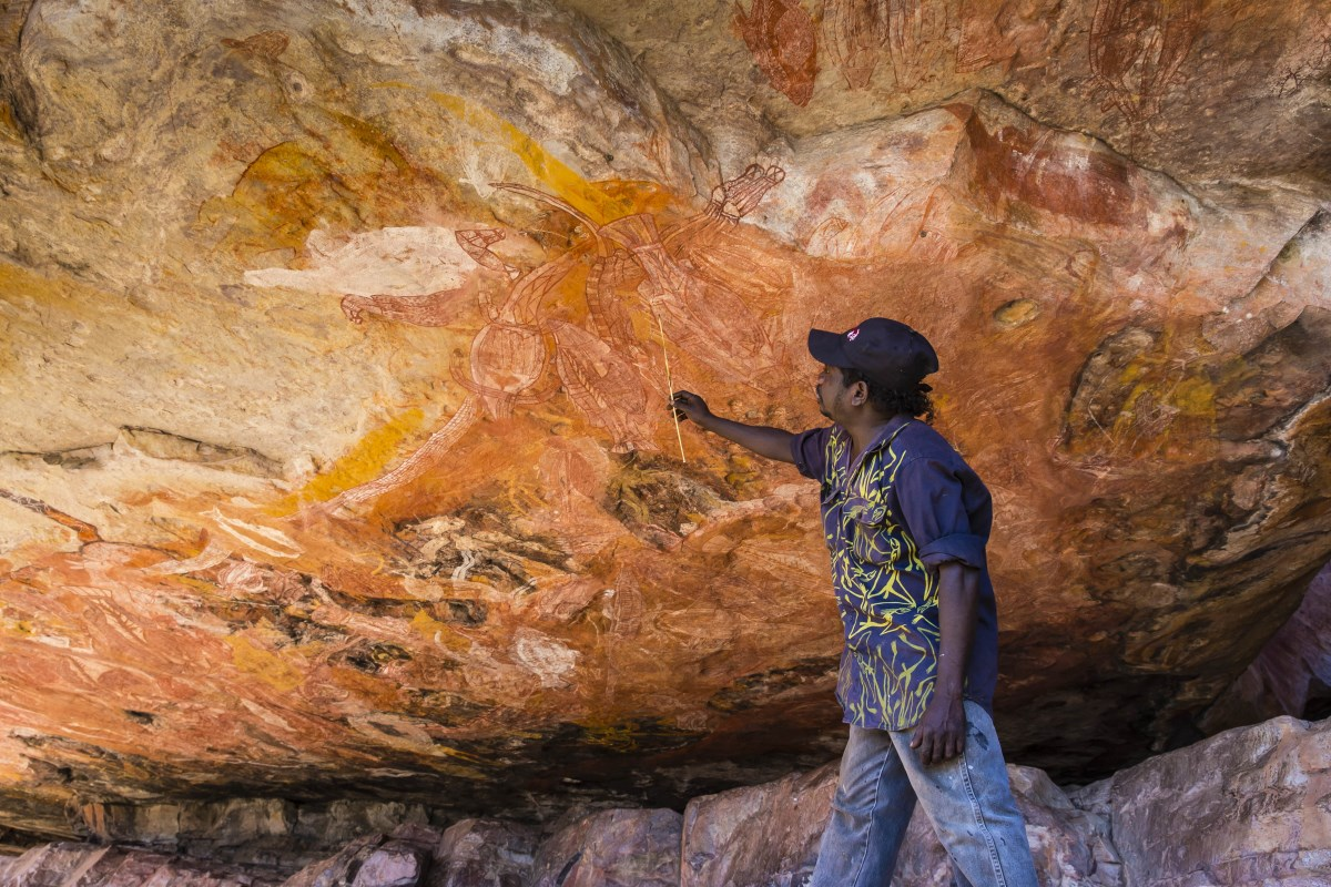 The Best Aboriginal Rock Art Tour Growing Up Troppo Travel With