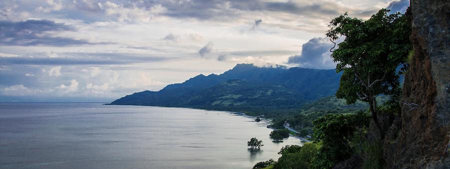 Atari Island, Timor Leste