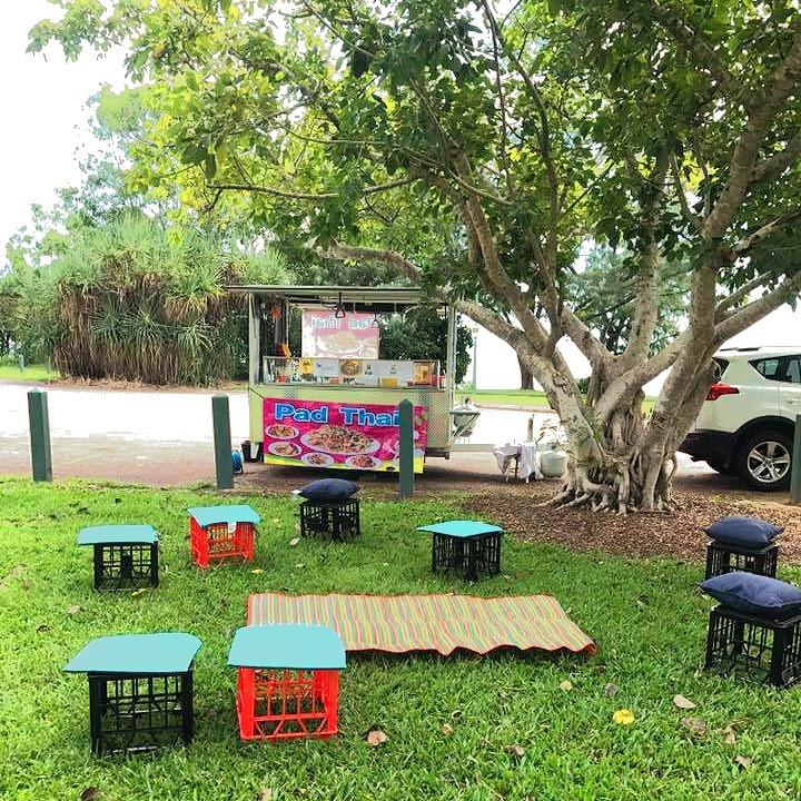 Nois Pad Thai - Darwin Food Truck 2019